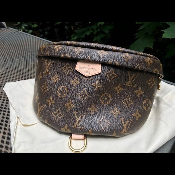 Bags   Authentic Louis Vuitton Bum Bag 2018   Poshmark fa28ac1bb0